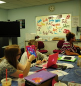 Teacher Technology Summer Institute 1