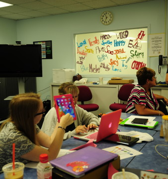 Teacher Technology Summer Institute 1