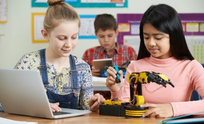 Elementary Classrooms Of The Future : Future of education on emaze