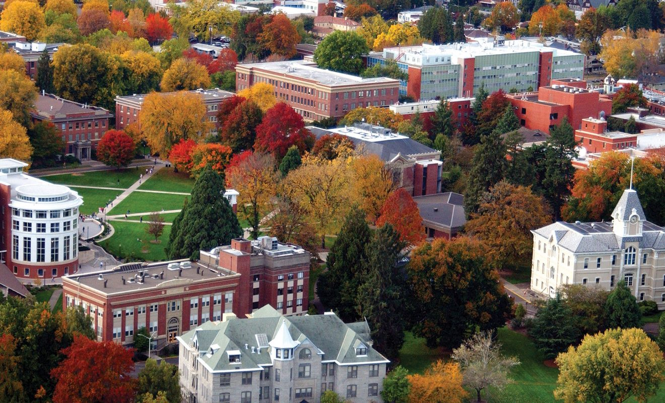Best Colleges 2020.2020 Best Colleges And Universities In Oregon The Edvocate